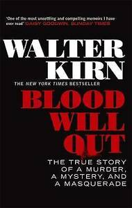 Blood-Will-Out-by-Kirn-Walter-Paperback-book-2015