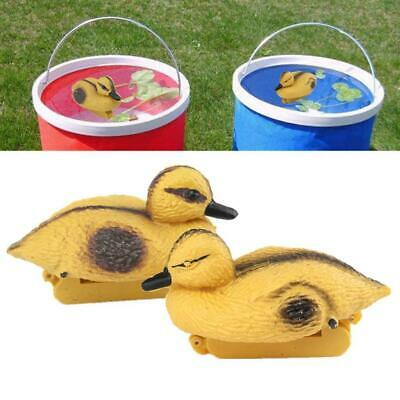4pc Baby Duck Floating Decoy Garden Pool Pond Ornament Hunting Fishing Decoy