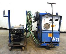 Miller 1983 Constant Potential Welding Power Source Cp 300 With S 52e Wire Feeder