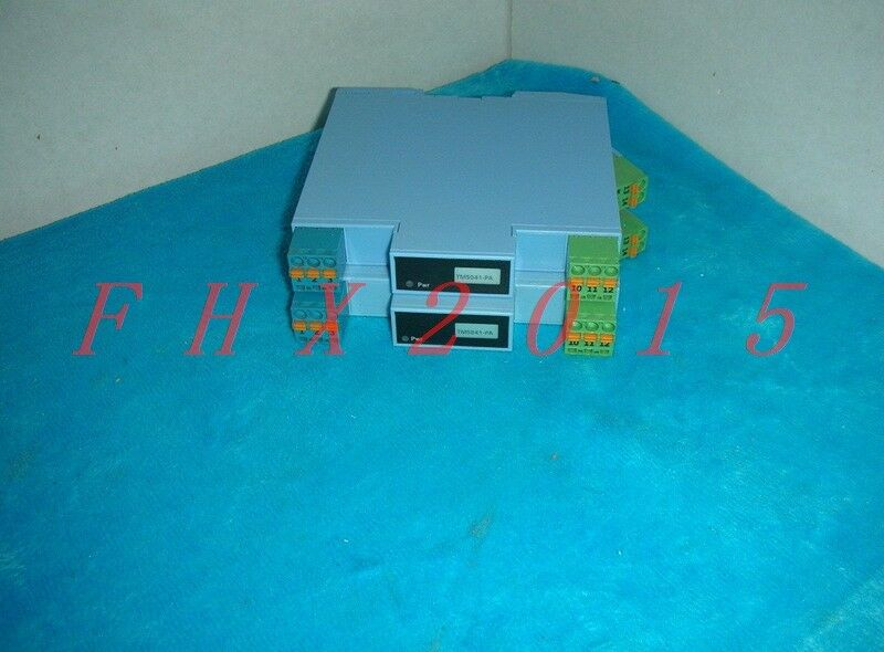 ONE USED TM5041-PA transmitter current input isolation barrier