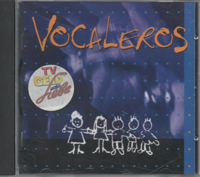 Vocaleros CD NEU Supperstition What You Give Is What You Get God bless you Samoa