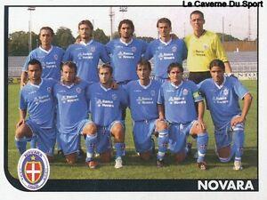 677 Squadra Novara Italia Serie C1 Girone A Sticker Calciatori 2006 Panini Ebay