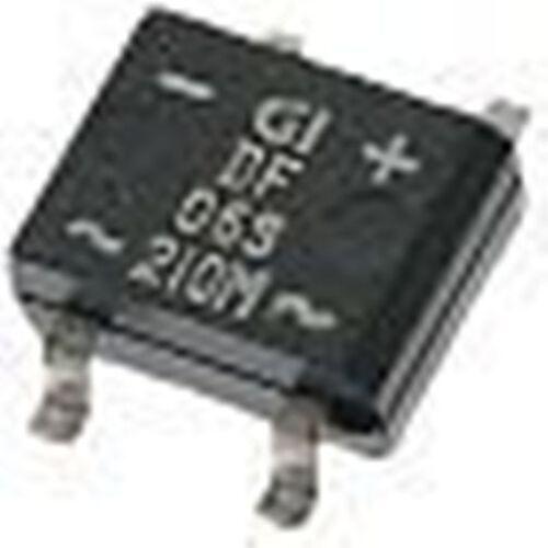 DF08S 1A/800V Silicon Bridge Rectifier, DFS, 10pcs
