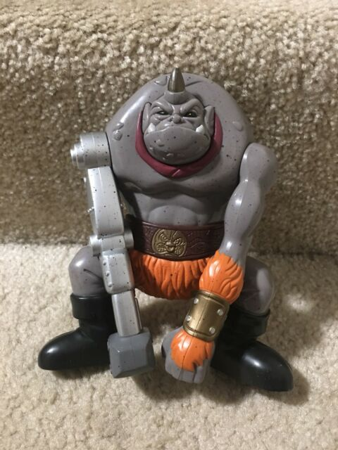 2001 Manley Toys Stretch Screamers N-Fested action figure
