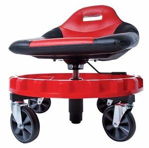 Whiteside Convertible Mechanic's Creeper Seat — 570-Lb ...  |Auto Mechanic Chairs