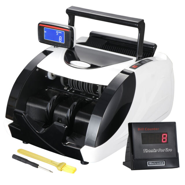 Counterfeit Bill Detector Uv