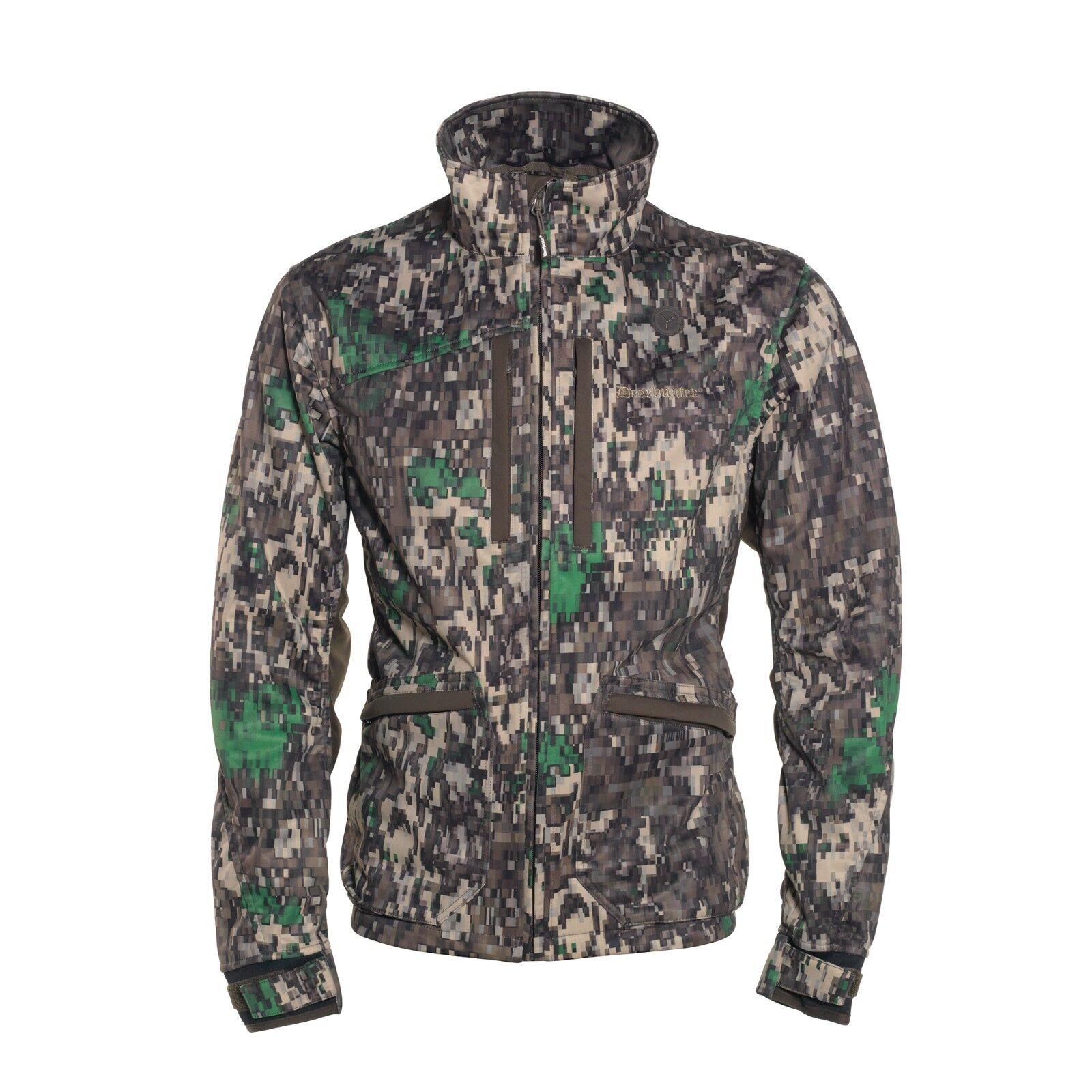 Deerhunter Pnetwerkator Hunting Jasje w. Teflon Camo Hunting Shooting RRP -65533;-655533;149.99