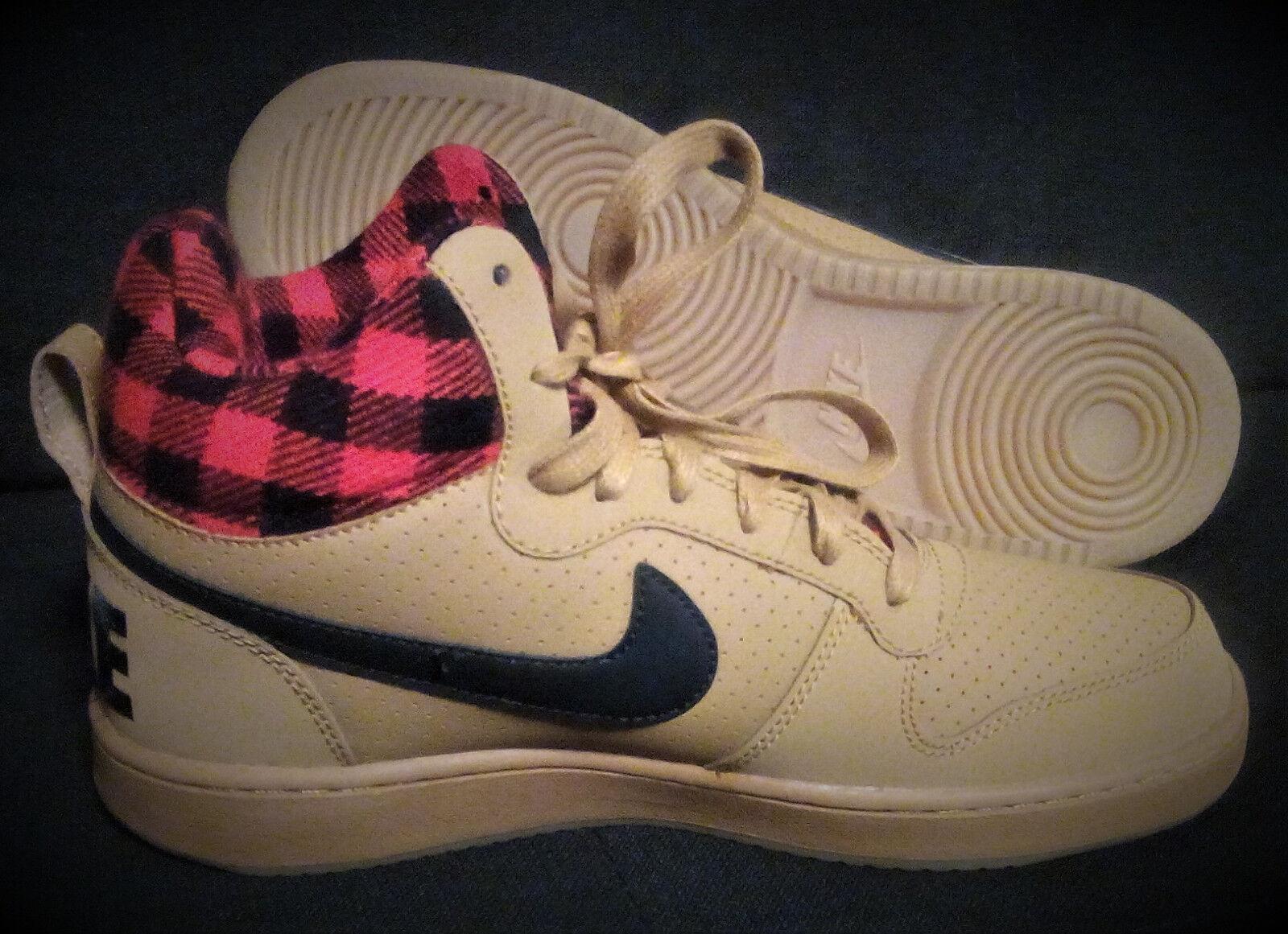 NIKE Court Borough MID PREMIUM Sneaker  Gr. 40, Art.-Nr. 844884-700 - Neu & OVP