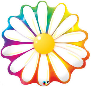 MOTHER-039-S-DAY-BALLOON-31-034-DELIGHTFUL-DAISY-MOTHER-039-S-DAY-PARTY-SUPPLIES