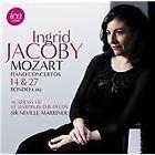Wolfgang Amadeus Mozart - Mozart: Piano Concertos Nos 14 & 27; Rondo K. 382 (2014)