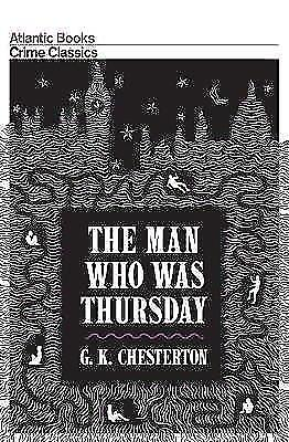 1 of 1 - The Man Who Was Thursday by G. K. Chesterton (Paperback)