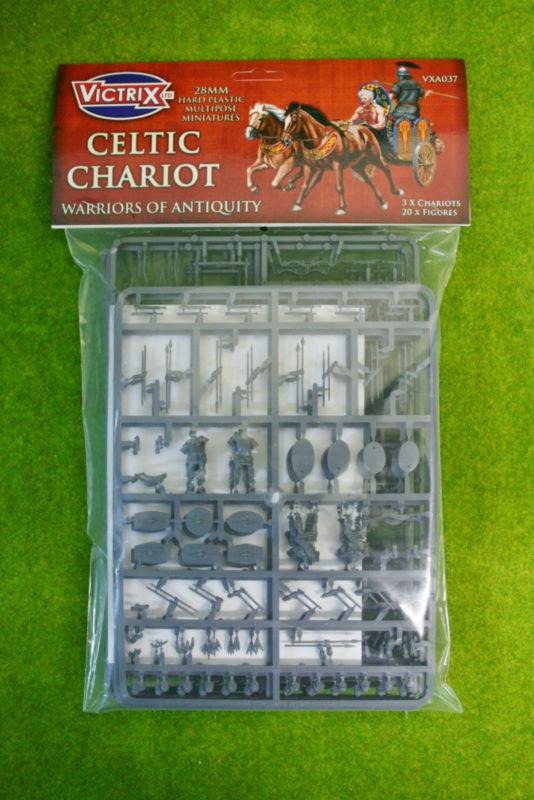 Victrix Celtic Chariot Warriors of Antiquity VXA037