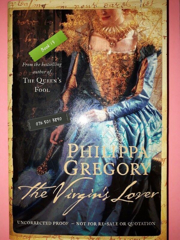 Philippa Gregory - REF: 1331.