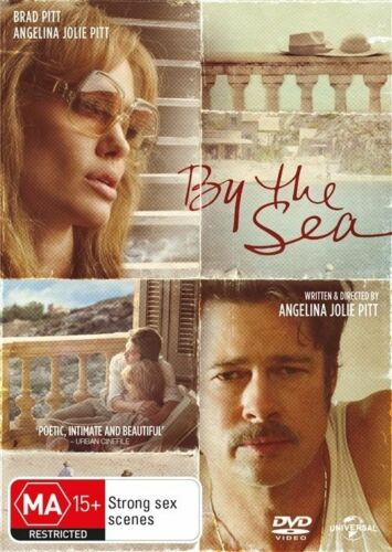 1 of 1 - By The Sea (DVD, 2016)