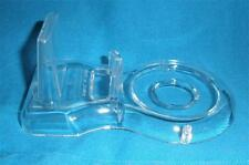 Clear Plastic Cup and Saucer Display Stand