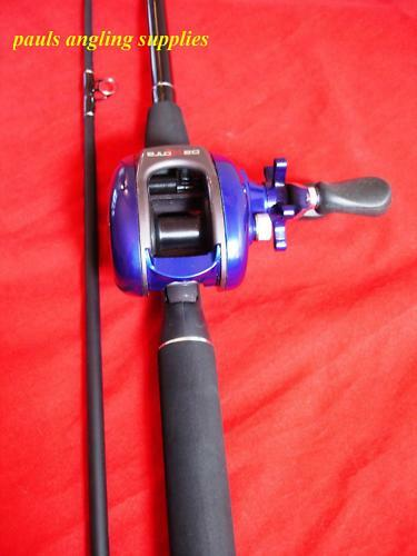 9 ft  Eco Fishing Rod & Dakota Baitcasting Reel