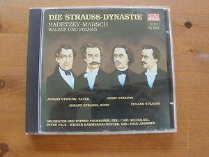 Die Strauss - Dynastie, Radetzky-Marsch, Walzer und Polkas - 1 CD - Flensburg, Deutschland - Die Strauss - Dynastie, Radetzky-Marsch, Walzer und Polkas - 1 CD - Flensburg, Deutschland