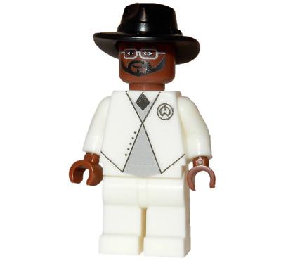 Giveaway Replica Block Minifigure ZACK 2016 LEGO CONFERENCE **NEW** Custom