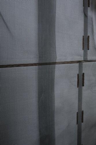 Sternboden Yubi Bag 5er Pack KOMPLET MOSKITO HolzBag 100x100x120cm Boden offen