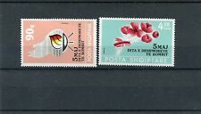 Albania 1992 serie giornata dei martiri 2497-98     MNH