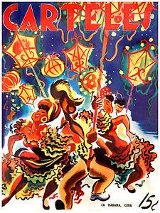 """585.Cuban interior Design ART poster/""""Marina/""""Jose Mijares painting.Fishing decor"""