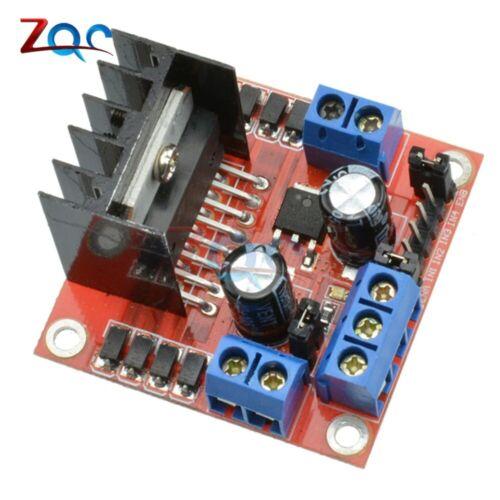 Dual H Bridge L298N Stepper Motor Driver Controller Board Module Arduino PI