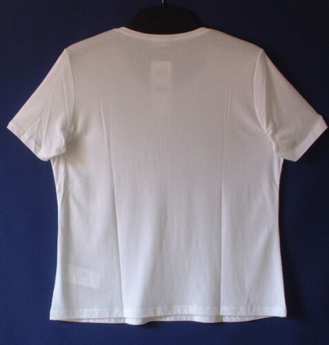 modal Weiß Gr Damen Rundhalsausschnitt 46 By Gerry Baumwolle Samoon Shirt Weber WI0qFq