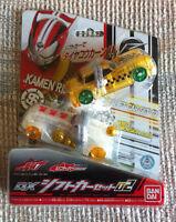 Ban Dai Kamen Rider Drive Dx Shift Car Set 02 Dream Vegas Dimension Cab