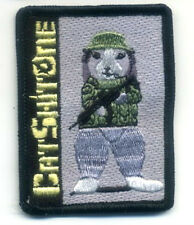 AFG-PAK WAR TROPHY SP OPS SSI VeIcrọ MORALE PATCH: Cat-Shit-One Taliban Whacker