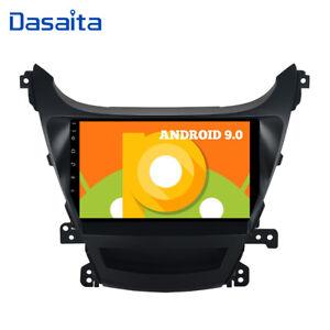 Details about Dasaita Android 9 0 Car Stereo GPS for Hyundai Elantra Radio  Navi Head Unit Dash