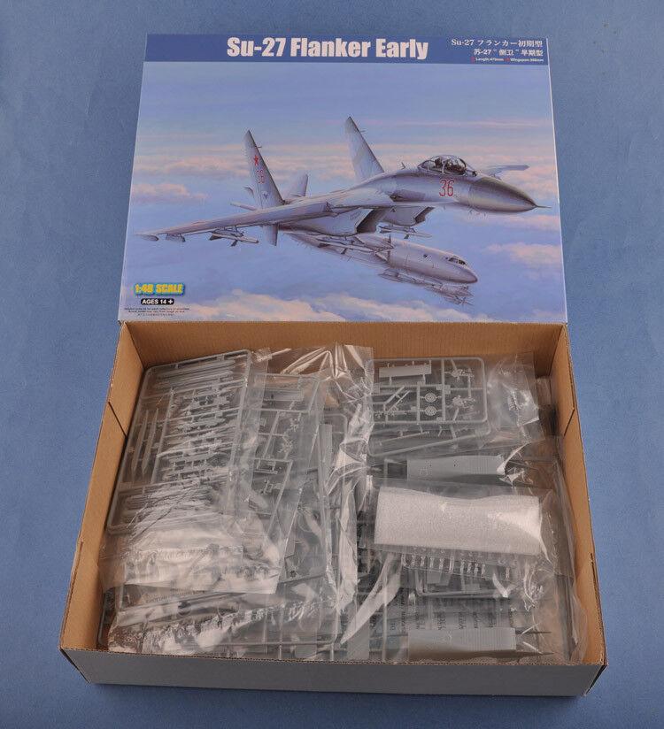 Hobbyboss 1 48 81712 Su-27 Flanker Early