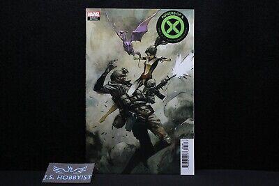 Powers of X # 4 2019 Mike Huddleston 1:10 incentive Variant Marvel Comics NM