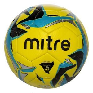 Mitre-Indoor-V7-Soccer-Ball-Match-Quality-amp-Size-3G-Laminate-Artificial-Surface