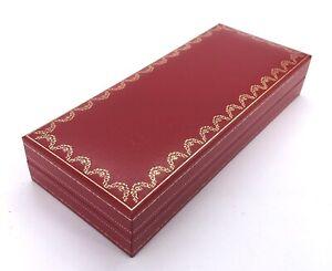 Cartier-ST150152-Box-Box-Warranty-Scatola-Case-Case-Pen-Fountain-Pen-Manual