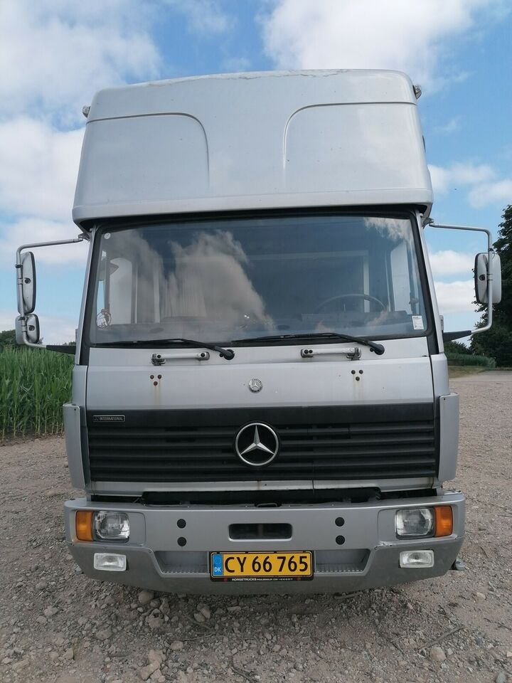 Mercedes 1320, årg. 1993, km 393000