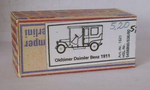 Repro Box Berlinplast Daimler Benz 1911