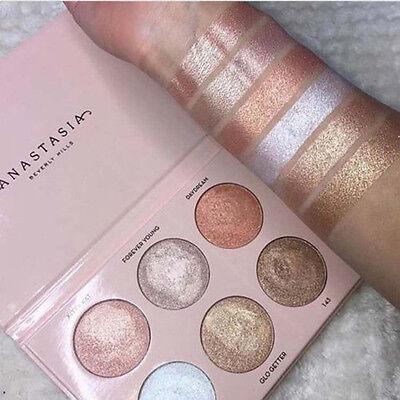 6 Colors Renaissance Eye Shadow Makeup Cosmetic Shimmer Matte Eyeshadow Palette