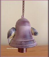 Marjolein Bastin Nature's Journey Bird Bell Free U. S. Shipping