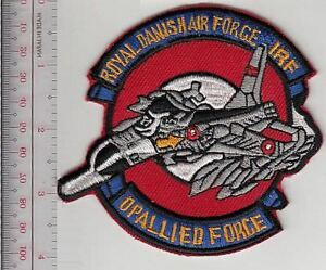 Details about Denmark Royal Danish Air Force IRF F-16 Yugoslavia Operation  Allied Force Air At