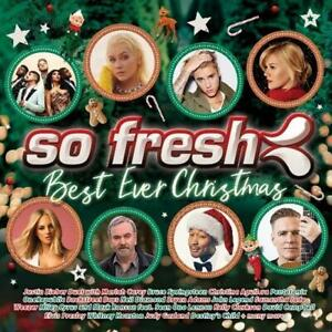 So-Fresh-Best-Ever-Christmas-Various-Artists-2-CD-NEW