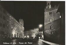 200055 PISA VOLTERRA - NOTTURNO Cartolina FOTOGRAFICA