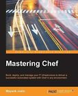 Mastering Chef by Mayank Joshi (Paperback, 2015)
