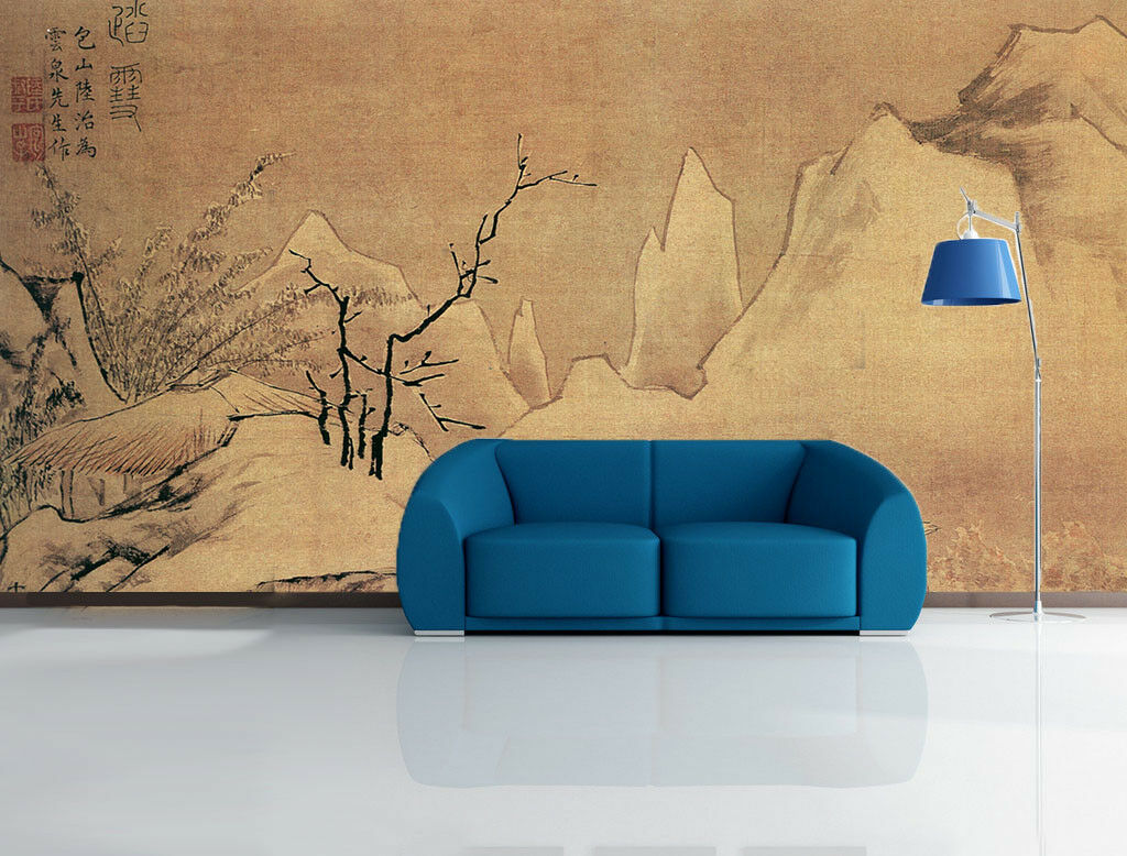 3D Tread Snow Draw 75  Wall Paper Murals Wall Print Wall Wallpaper Mural AU Kyra