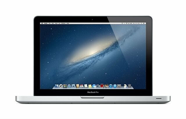 Apple Macbook Pro MD101HN A 13-inch Laptop (Core i5/4GB/500GB/Mac OS Mavericks)