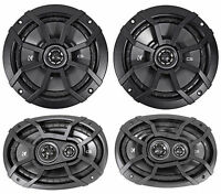 2) Kicker 43csc654 Csc65 6.5 600w Car Audio Speakers+2) 43csc6934 900w Speakers on sale