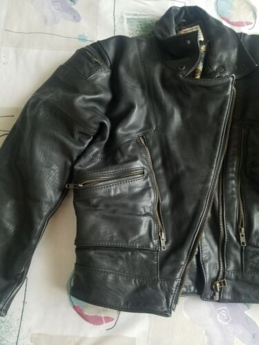 Womens Jacket Size 8 Paso Motorcycle Black fwqqUE