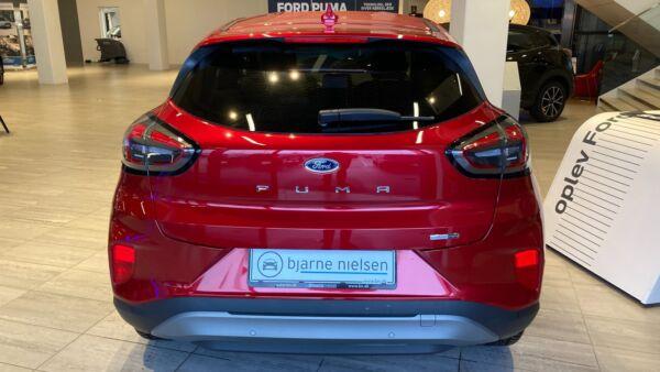 Ford Puma 1,0 EcoBoost mHEV Titanium X - billede 3