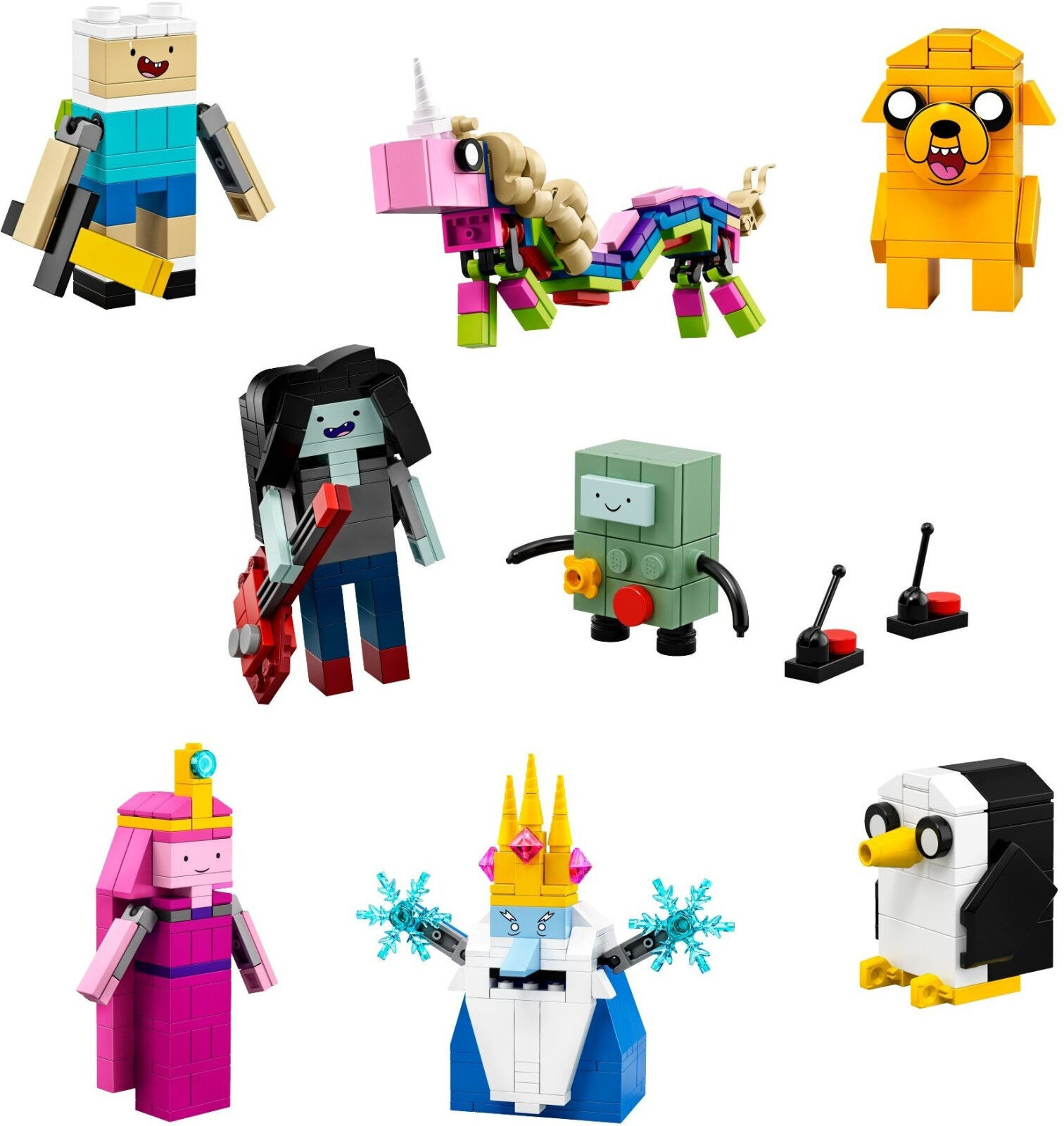 LEGO ideas ideas ideas - 21308 adventure time-NEUF & OVP-exclusif 49f9b7