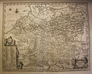 Kupferstich-Petrus-Kaerius-034-Germaniae-veteris-Nova-Descriptio-034-um-1640-sf