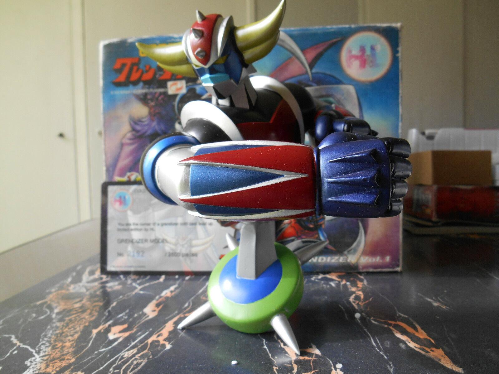 Buste Buste Buste oroorak - grendizer - ufo robot  figurine with scatola boite limited edizione 9e2128
